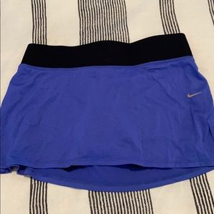 Nike Dri Fit tennis/golf skirt skort Medium